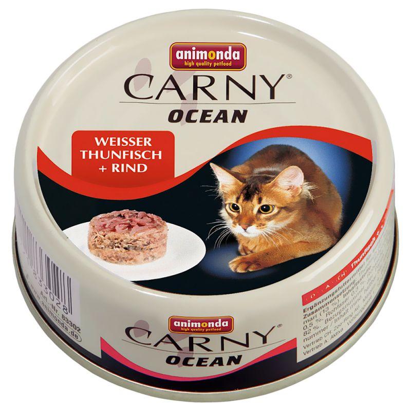 Animonda Carny Ocean : animonda carny ocean 12 x 80g free p p on orders 29 at ~ Watch28wear.com Haus und Dekorationen