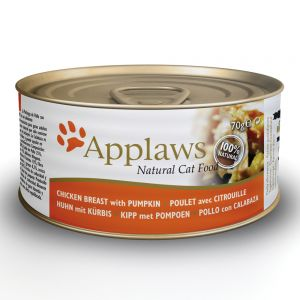Applaws Cat Food 6 X 70g At Discount Prices At Bitiba Co Uk
