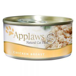 Applaws våtfoder för katter