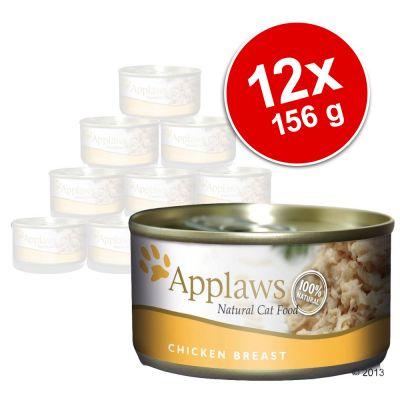 applaws katzenfutter sparpaket 12 x 156 g. Black Bedroom Furniture Sets. Home Design Ideas
