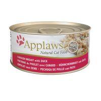 Comida húmeda Applaws para gatos