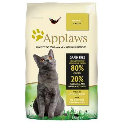 Applaws Senior Cat Food | Great deals at zooplus!