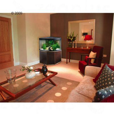fluval venezia 350 aquarium d 39 angle zooplus. Black Bedroom Furniture Sets. Home Design Ideas