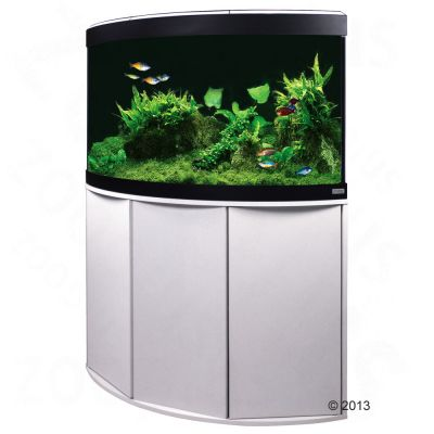 fluval venezia 190 aquarium d 39 angle zooplus. Black Bedroom Furniture Sets. Home Design Ideas