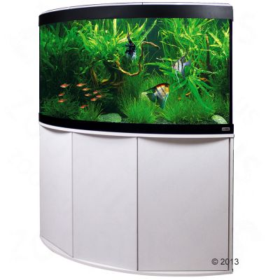 fluval venezia 350 aquarium d 39 angle zooplus. Black Bedroom Furniture Sets. Home Design Ideas
