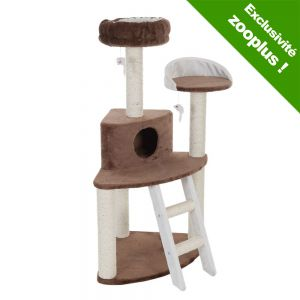 carina arbre chat zooplus. Black Bedroom Furniture Sets. Home Design Ideas