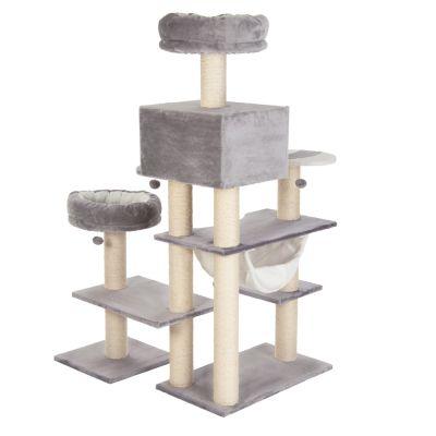maison en pain d 39 pices xxl arbre chat zooplus. Black Bedroom Furniture Sets. Home Design Ideas