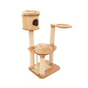 roitelet des haies arbre chat zooplus. Black Bedroom Furniture Sets. Home Design Ideas