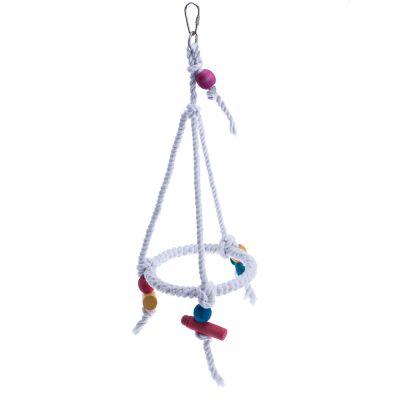 balan oire en corde pour oiseaux a prix avantageux chez zooplus. Black Bedroom Furniture Sets. Home Design Ideas