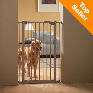 barri re pour chien dog barrier 2. Black Bedroom Furniture Sets. Home Design Ideas