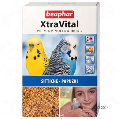 Beaphar xtravital per cocorite zooplus - Vitamine per cocorite ...