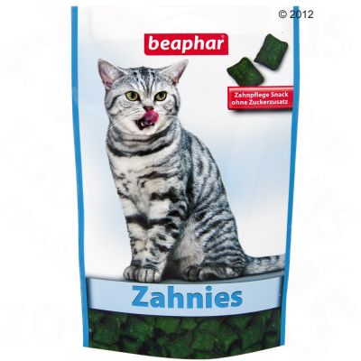 beaphar zahnies pour chat zooplus. Black Bedroom Furniture Sets. Home Design Ideas