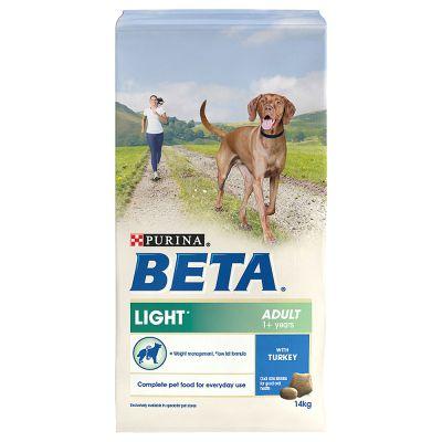 Beta Light Dog Food Reviews