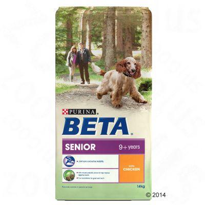 Beta Senior Dog Food Prices