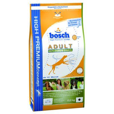 Bosch Adult Fjerkræ & Spelt