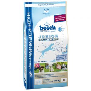 Bosch Dog Food On Sale Now At Zooplus Bosch Junior Lamb