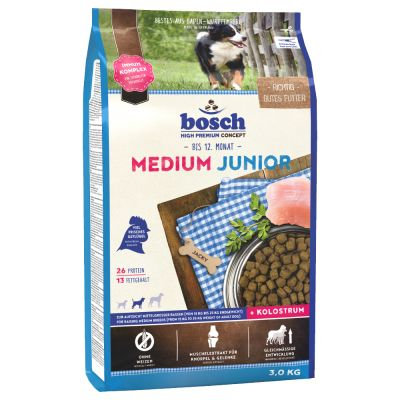 Bosch Junior Medium Dry Dog Food