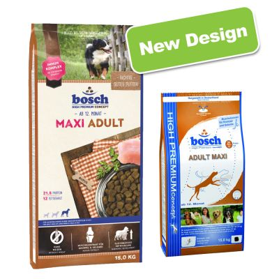 bosch maxi adult dry dog food free p p 29