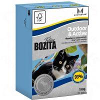 Konzervy pre mačky Bozita