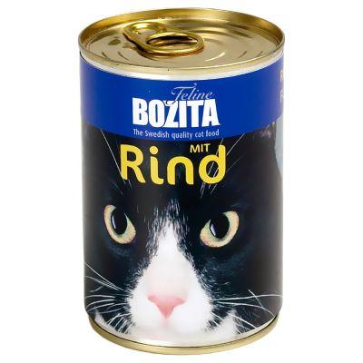 Bozita Wet Cat Food Ingredients