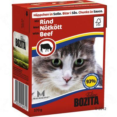 Bozita Chunks in Gravy 6 x 370g