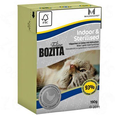 Bozita Feline in Tetra Recart Verpackung 6 x 190 g