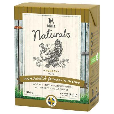 Bozita Naturals kousky v želé 6 x 370 g