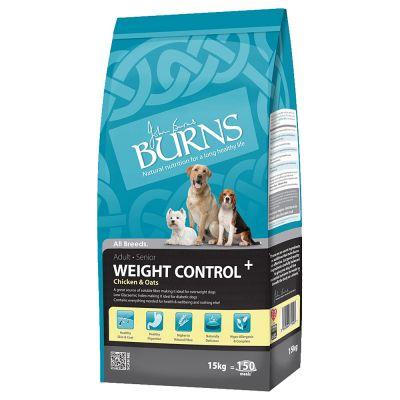 Burns Weight Control Dog Food Reviews
