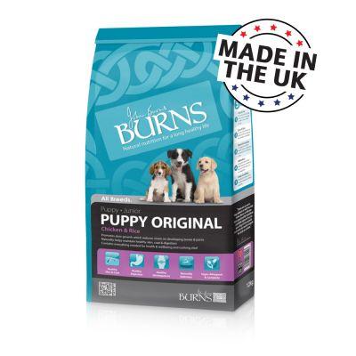 Burns Dog Food Puppy Guide To Feeding