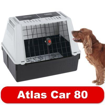 atlas car cage de transport pour chien zooplus. Black Bedroom Furniture Sets. Home Design Ideas