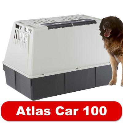 Atlas Car Cage De Transport Pour Chien Zooplus