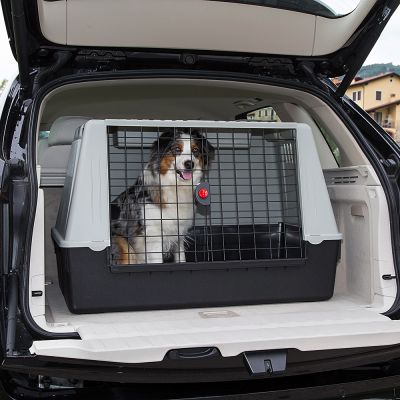 atlas car cage de transport pour chien zooplus. Black Bedroom Furniture Sets. Home Design Ideas