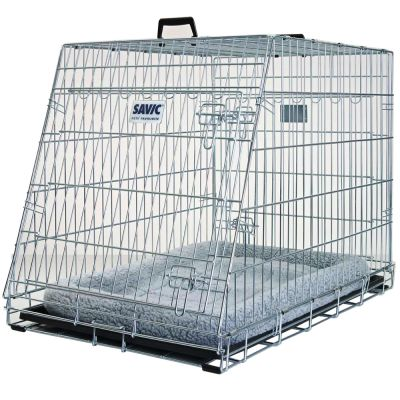 dog residence mobile cage de transport pour chien zooplus. Black Bedroom Furniture Sets. Home Design Ideas