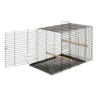 ferplast viaggio cage de transport pour oiseaux zooplus. Black Bedroom Furniture Sets. Home Design Ideas