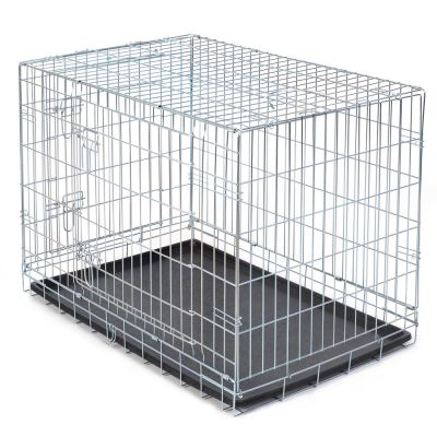 cage de transport pour chien zooplus. Black Bedroom Furniture Sets. Home Design Ideas
