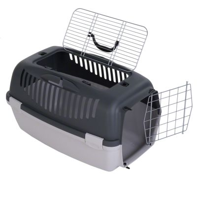 cage de transport pour chien et chat capri open top. Black Bedroom Furniture Sets. Home Design Ideas
