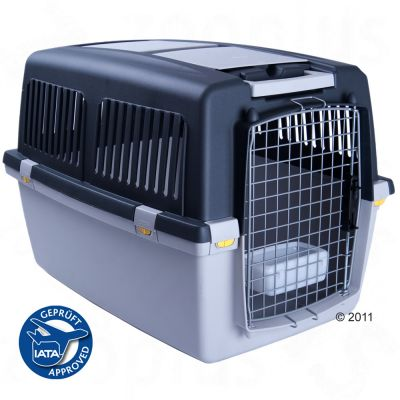 cage de transport pour chien et chat gulliver. Black Bedroom Furniture Sets. Home Design Ideas