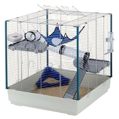 furet xl cage pour rat et furet zooplus. Black Bedroom Furniture Sets. Home Design Ideas