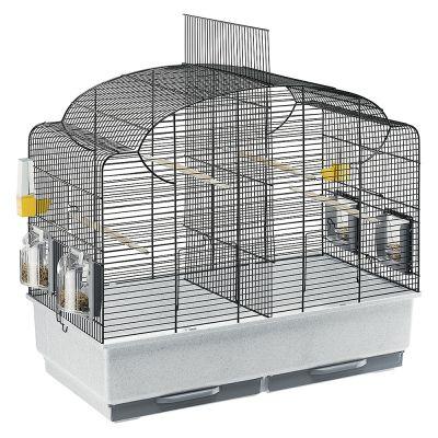 Cage pour perruche canto prix avantageux chez zooplus for Jaulas para cria de peces