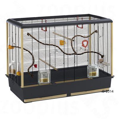 cage pour perruche piano 6 prix avantageux chez zooplus. Black Bedroom Furniture Sets. Home Design Ideas