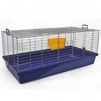 skyline maxi xxl cage pour lapin et cochon d 39 inde zooplus. Black Bedroom Furniture Sets. Home Design Ideas