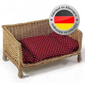 canap en osier aum ller prix discount sur. Black Bedroom Furniture Sets. Home Design Ideas
