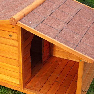 Caseta de madera spike special para perros - Caseta perro madera ...