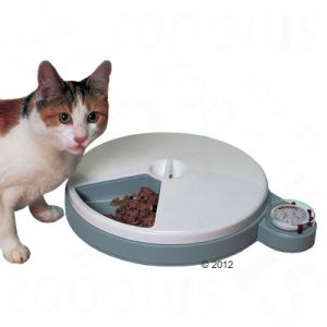 Cat Mate C50 Automatic Pet Feeder At Zooplus