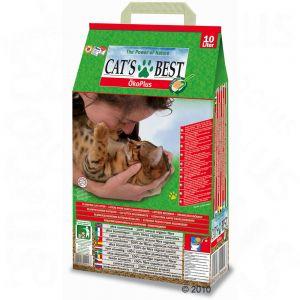 Cat's Best Eko Plus mačji posip