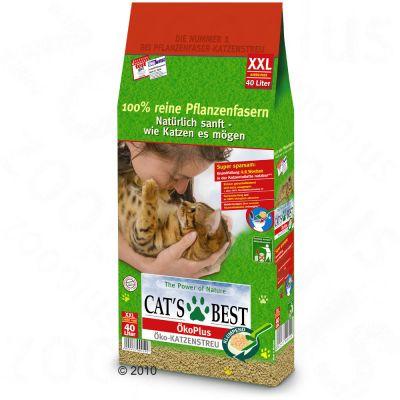 cats best ko plus biodegradable cat litter bargains at. Black Bedroom Furniture Sets. Home Design Ideas