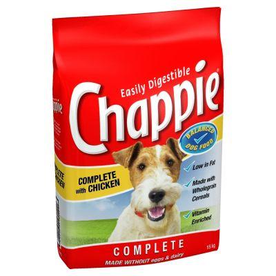 Chappie Dog Food Feeding Guide