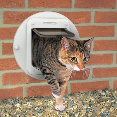 Chati re lectronique pour chat prix avantageux chez - Chatiere electronique pour chat ...