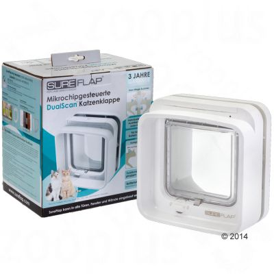 sureflap dualscan chati re pour chat zooplus