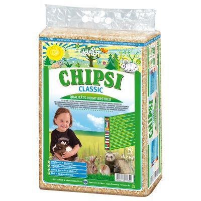 Chipsi Classic Pet Bedding Great Deals At Zooplus